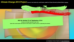 Climate Change 2014 Project, Stage III: Constructing the future.