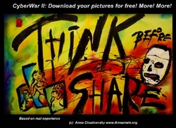CyberWar II: Download your pictures for free! More! More!